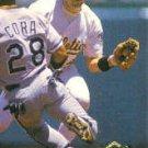 1994 Ultra #105 Mike Bordick ( Baseball Cards )