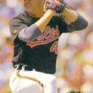 1994 Ultra #8 Jim Poole