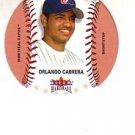 2003 Fleer Hardball #229 Orlando Cabrera