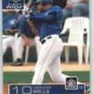 2003 Upper Deck First Pitch #49 Vernon Wells