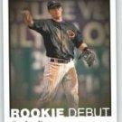 2006 Topps Update Rookie Debut #RD43 Stephen Drew