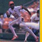 1988 Score #652 Vince Coleman