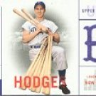 2001 Upper Deck Legends of NY #5 Gil Hodges