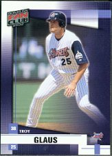 2002 Donruss Fan Club #84 Troy Glaus
