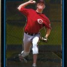 2007 Bowman Chrome Prospects #BC10 Brandon Rice