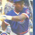 1986 Fleer #371 Billy Hatcher
