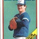 1988 Topps 323 Rick Leach