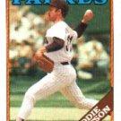 1988 Topps 330 Eddie Whitson