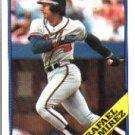 1988 Topps 379 Rafael Ramirez