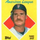 1988 Topps 388 Wade Boggs AS