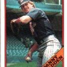 1988 Topps 502 Dan Gladden