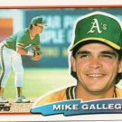 1988 Topps Big 103 Mike Gallego