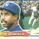 1988 Topps Big 24 Dave Winfield