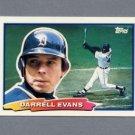 1988 Topps Big 82 Darrell Evans