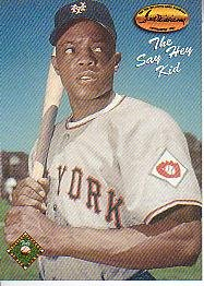 1993 Ted Williams #126 Willie Mays