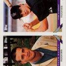 1993 Topps 433 Roger Bailey RC/Tom Schmidt RC