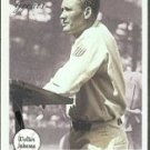2002 Greats of the Game #13 Walter Johnson