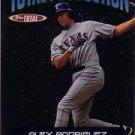 2002 Topps Total Production #TP1 Alex Rodriguez