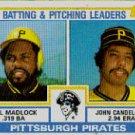 1983 Topps #291 Bill Madlock