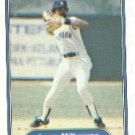 1982 Fleer 42 Larry Milbourne