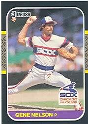 1987 Donruss #580 Gene Nelson