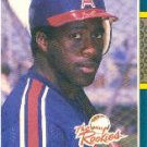 1987 Donruss Rookies #7 Mark McLemore