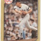 1987 Topps 344A Joe Niekro/(Copyright inside/righthand border)