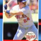 1988 Donruss 245 Tom Brunansky