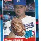 1988 Donruss 35 Shawn Hillegas RR