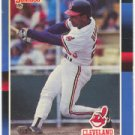 1988 Donruss 95 Chris Bando
