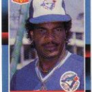 1988 Donruss Bonus MVP's #BC19 George Bell SP