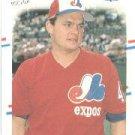 1988 Fleer 195 Bob Sebra