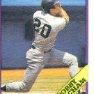1988 Topps 659 Bobby Meacham