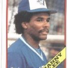 1988 Topps 722 Manny Lee