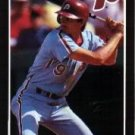 1989 Donruss 160 Von Hayes