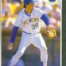 1989 Donruss 410 Don August
