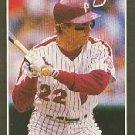 1989 Donruss 430 Bob Dernier