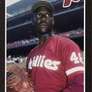 1989 Donruss 631 Marvin Freeman DP