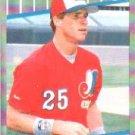 1989 Fleer 380 Rex Hudler