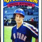 1989 K-Mart 11 Gregg Jefferies