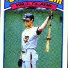 1989 K-Mart 23 Will Clark