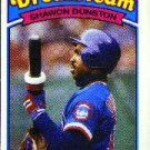 1989 K-Mart 26 Shawon Dunston