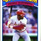 1989 K-Mart 33 Pedro Guerrero