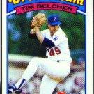 1989 K-Mart 9 Tim Belcher
