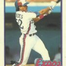1989 Topps 367 Johnny Paredes