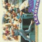 1989 Topps 489 Mike Schmidt TL