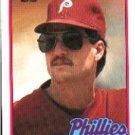 1989 Topps 627 Greg A. Harris