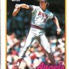 1989 Topps 708 Chuck Finley
