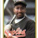 1990 Bowman 260 Mike Devereaux