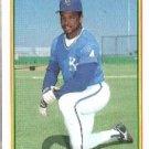 1990 Bowman 375 Danny Tartabull